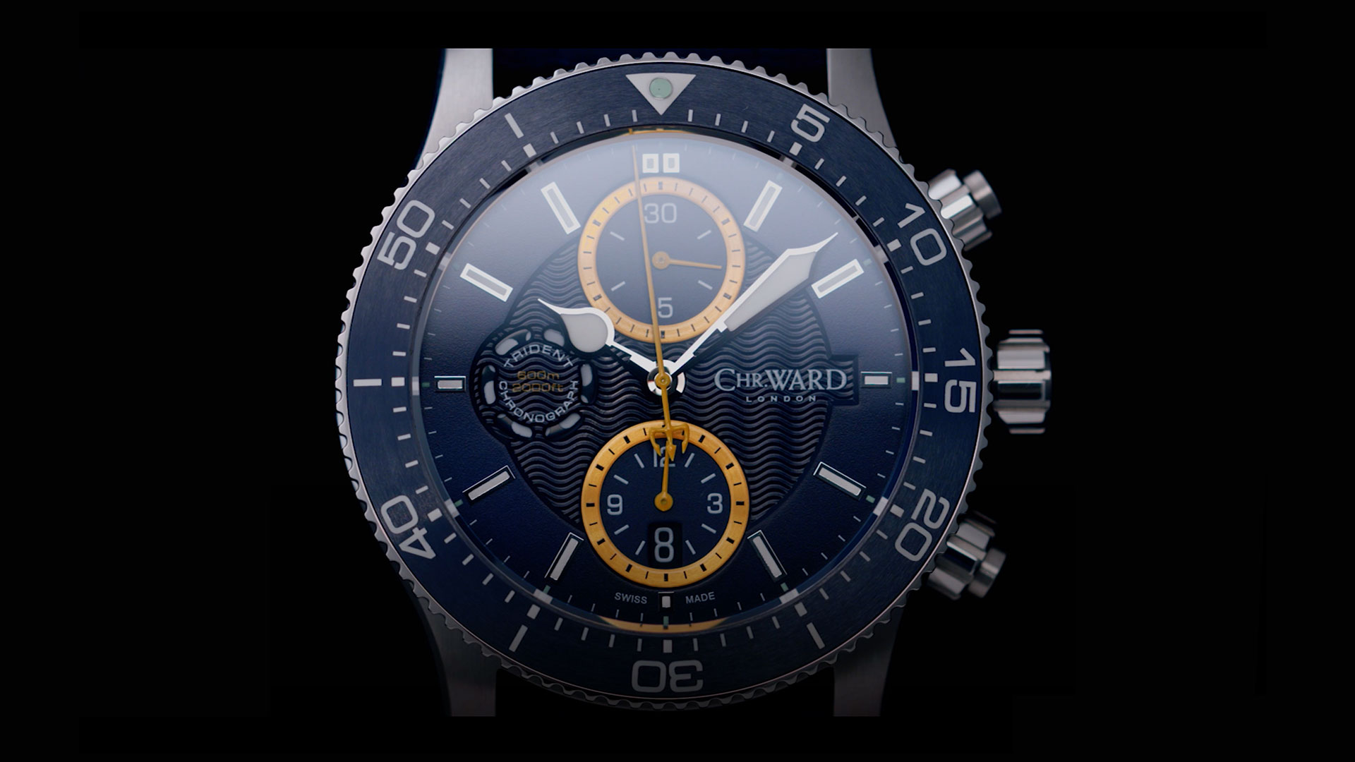 Chronograph-header